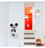 Wall sticker Mickey Mouse WCWD19