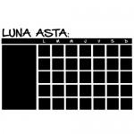 Sticker calendar de scris cu creta WLTC02