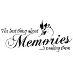 Sticker memories WLT142