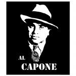 Sticker Al Capone WLCB02