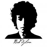 Sticker Bob Dylan WLCB05