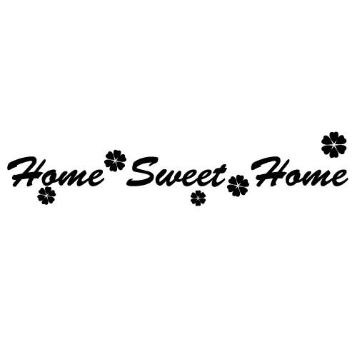 Sticker home sweet home WLT132