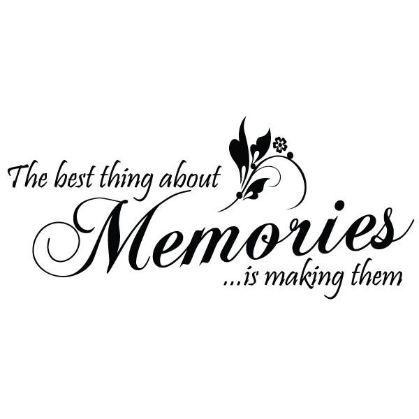 Sticker memories WLT142