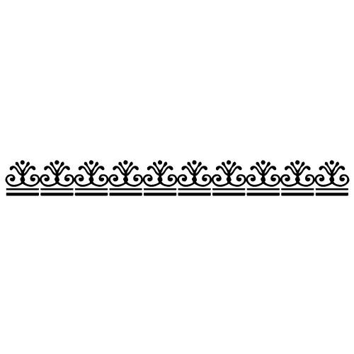 Sticker bordura decorativa WLBD13