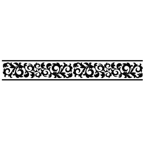 Sticker borduri decorative WLBD23