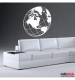 Wall sticker Glob pamantesc  WLL102