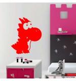 Sticker dinozaur WCD003