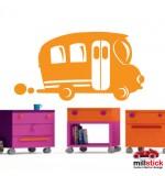 Sticker autobus WCM203