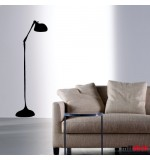 wallsticker decorativ lampa