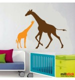 Sticker girafe WCAZ06
