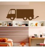 Sticker camion WCM209