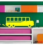 Sticker autobus WCM210
