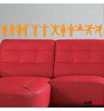 Sticker omuleti WLS013