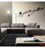 stickere de perete decorative pasarele-pe-crenguta