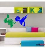 Sticker dinozauri WCD016