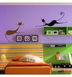 Sticker pisici WCA619