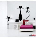 Sticker pisici WCA422