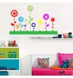 Sticker floricele WCA823