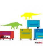 Sticker dinozauri WCD025