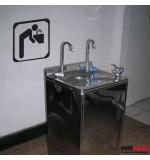 sticker de perete apa potabila