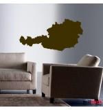 Wall sticker Austria WLL103