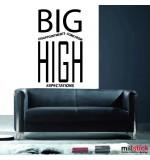 Sticker big high WLT109