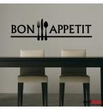Sticker bon appetit WBB016