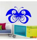 Sticker fluture WCF015