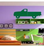 Sticker camioneta WCM110