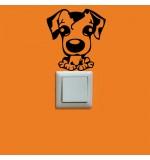 Sticker intrerupator catel WLI001