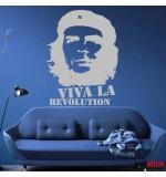 wall sticker decorativ Che Guevara