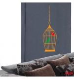 wallstickers colivie cu pasarele