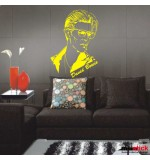 wall sticker decorativ david bowie