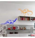 Sticker dinozauri WCA622