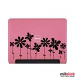 Sticker laptop flori WL0008
