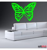 autocolant decorativ fluture minunat
