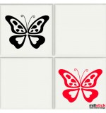 Wall sticker fluture WBF013