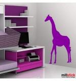 Sticker girafa WCAZ22