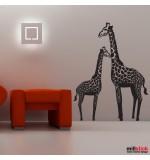 Sticker girafa WLAN49
