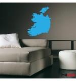 Wall sticker Irlanda WLL115