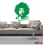 wall stickere Jimmy Hendrix