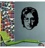 Sticker John Lennon WLCB24