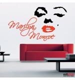 Sticker Marilyn Monroe WLCB23