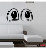 Wallsticker ochi WLD031