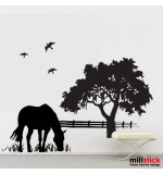 Wall sticker cal in natura WLP101