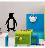 Sticker pinguin WCAC13