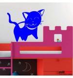Sticker pisica WCA321