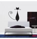Wall sticker pisica WLAN41