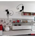 Sticker pisici WCA517