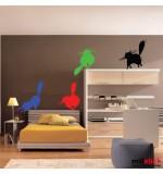 Sticker pisici WCA518